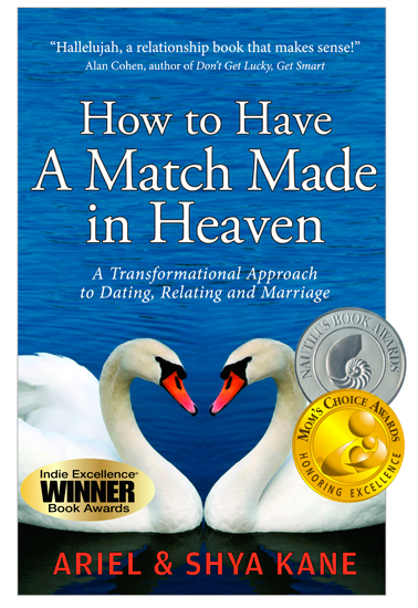 Purchase How to Have A Match Made in Heaven on September 5th and receive free bonus gifts