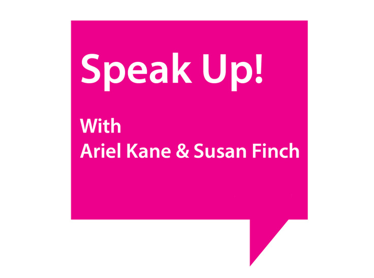 Speak Up! Communication Seminar with Ariel Kane & Susan Finch in New York City