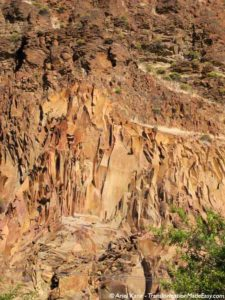 columnar-basalt-detail