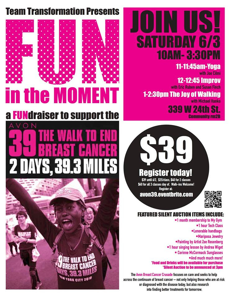 adult cancer Fun raisers for