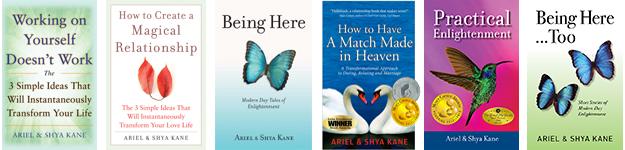Books by Ariel & Shya Kane
